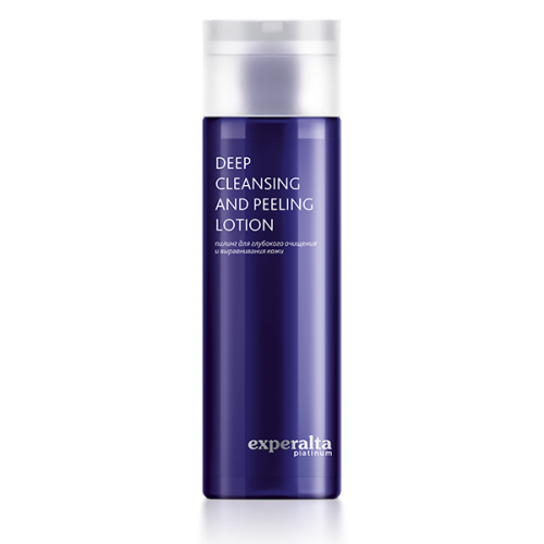 Experalta Platinum. Deep cleansing and peeling lotion, 200 ml 408370