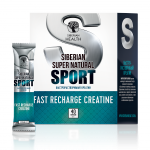 Siberian Super Natural Sport. Fast Recharge Creatine, 200 г