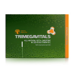 БАД Trimegavitals. All-Natural Beta-Carotene in Sea Buckthorn Oil, 30 капсул