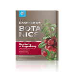 Food supplement  Essence of Botanics.Bearberry & lingonberry, 30 kapslí
